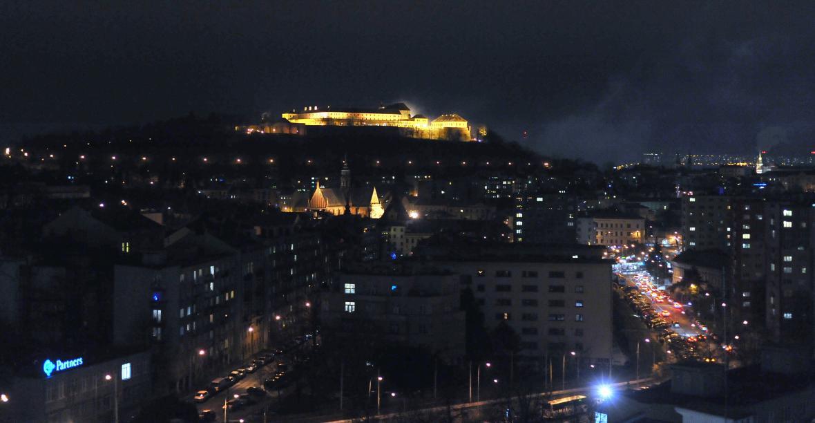 Ročně v Brně spadne asi šest lamp veřejného osvětlení