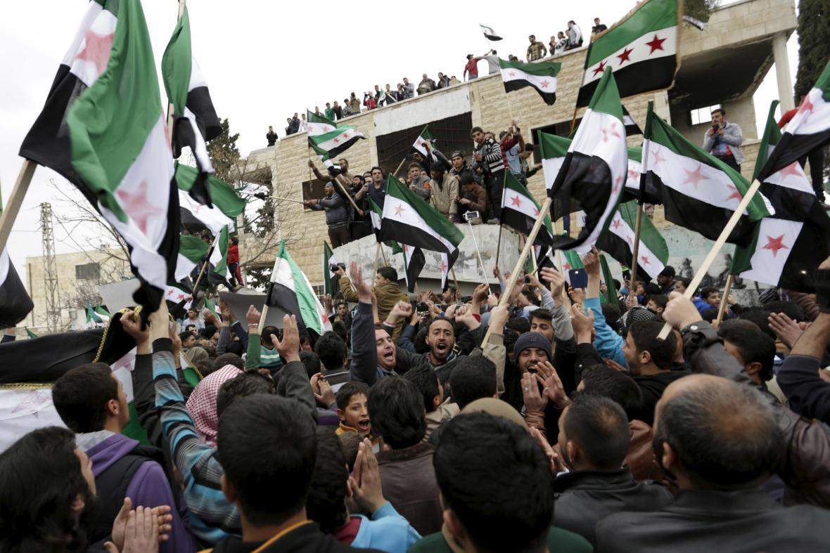 Příměří v Sýrii