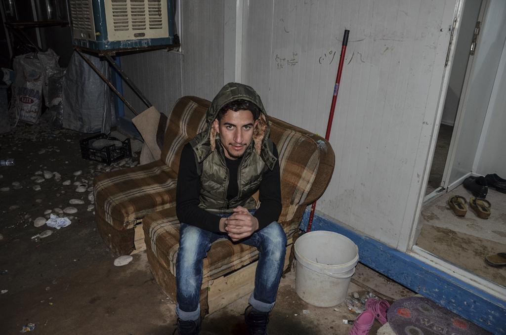 Story uprchlíků z Iráku v Brně