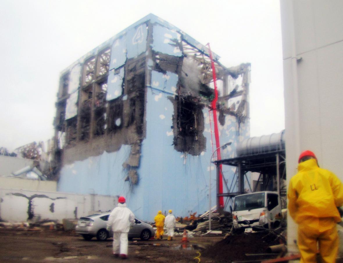 Zemětřesení v Japonsku 2011