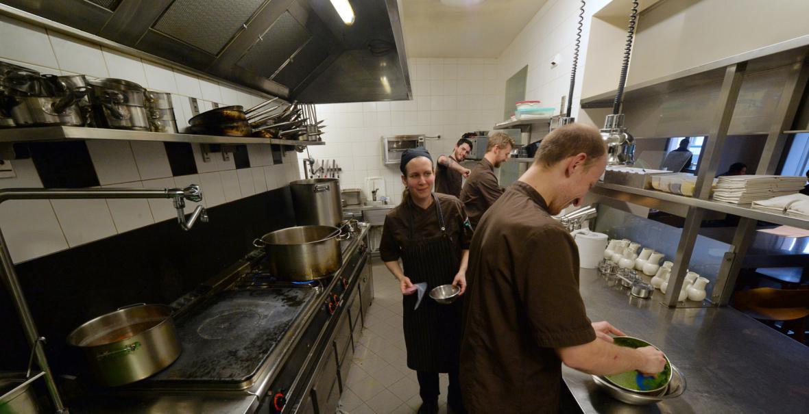 Field Restaurant získal michelinskou hvězdu