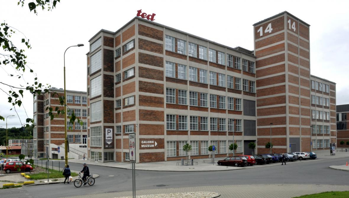 Baťova architektura ve Zlíně