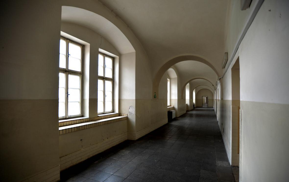 Bývalá kasárna Jana Žižky z Trocnova v pražském Karlíně