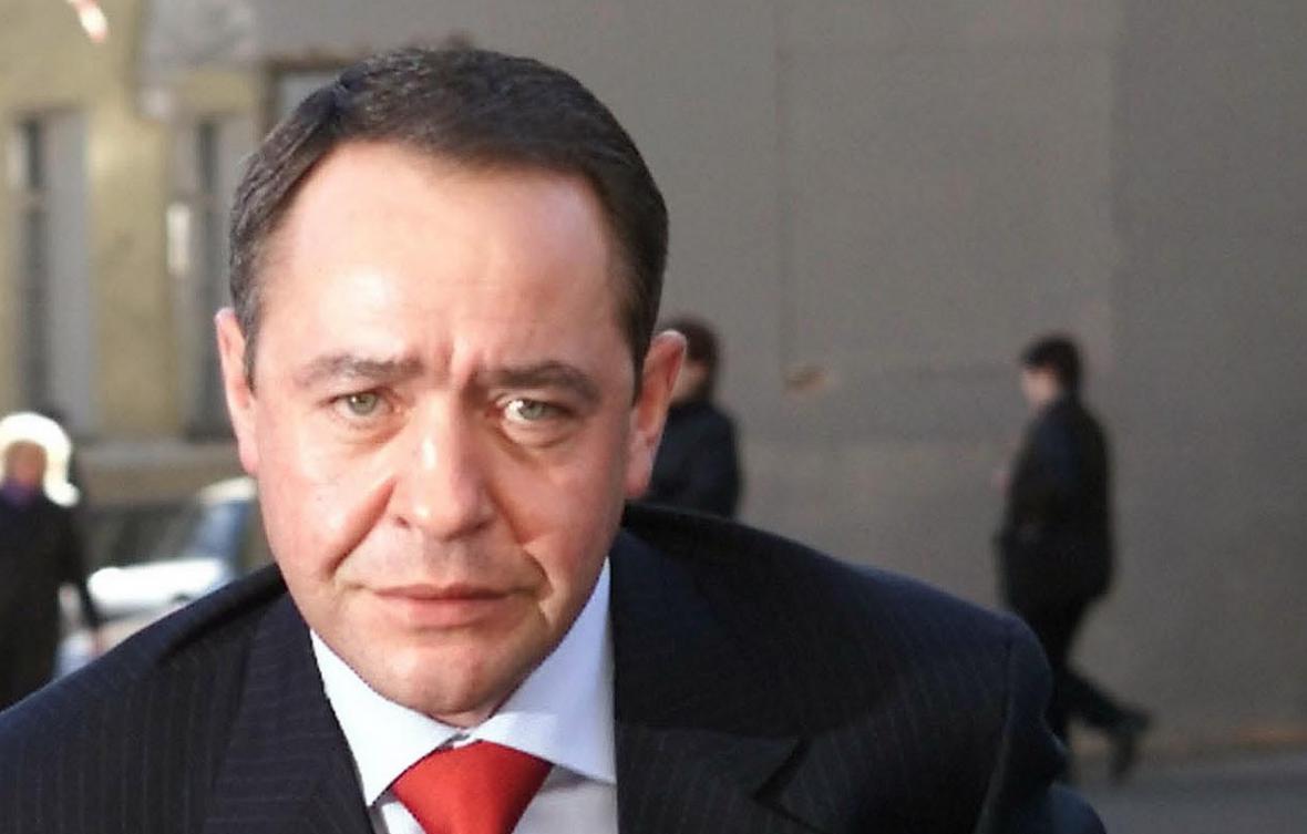 Michail Lesin na snímku z roku 2002