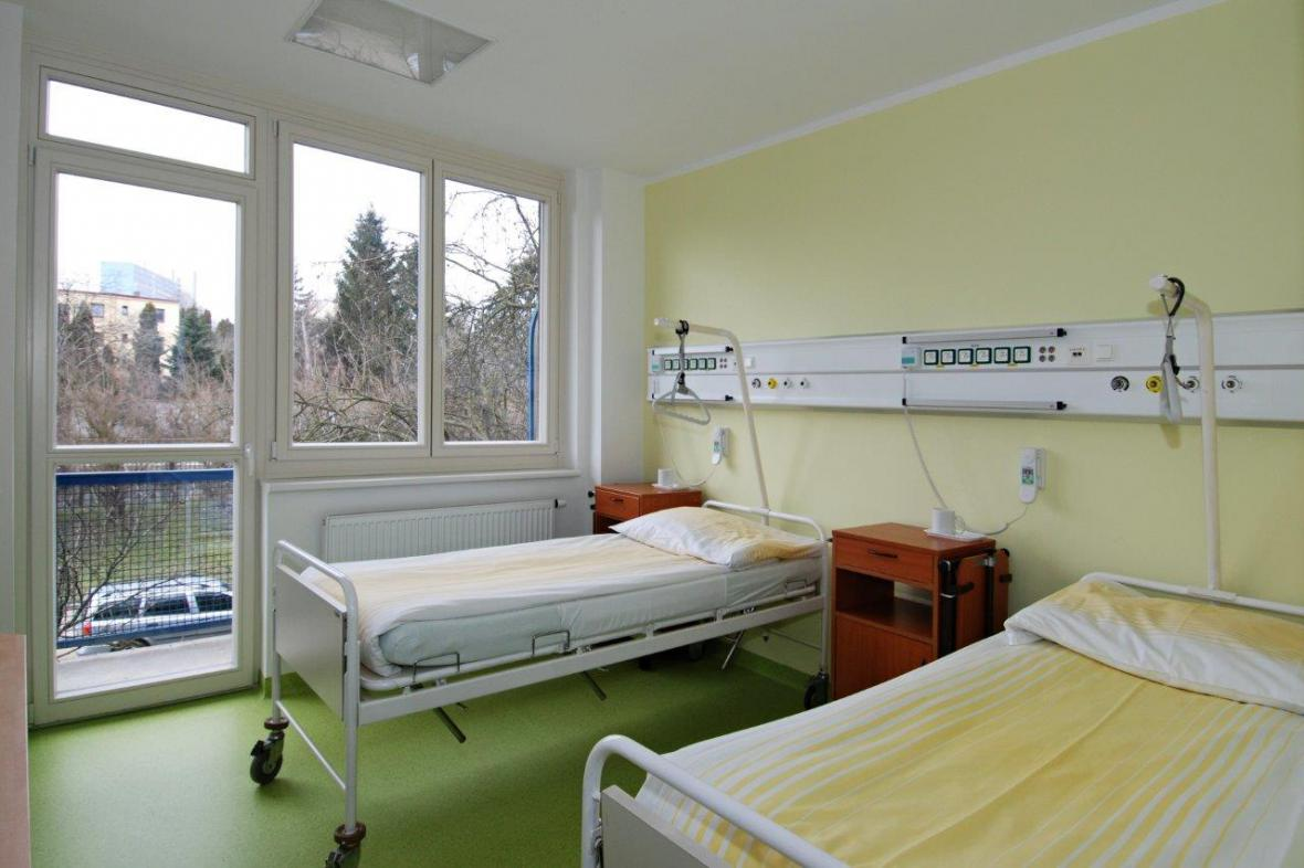 Zrekonstruované gynekologicko-porodnické oddělení Thomayerovy nemocnice