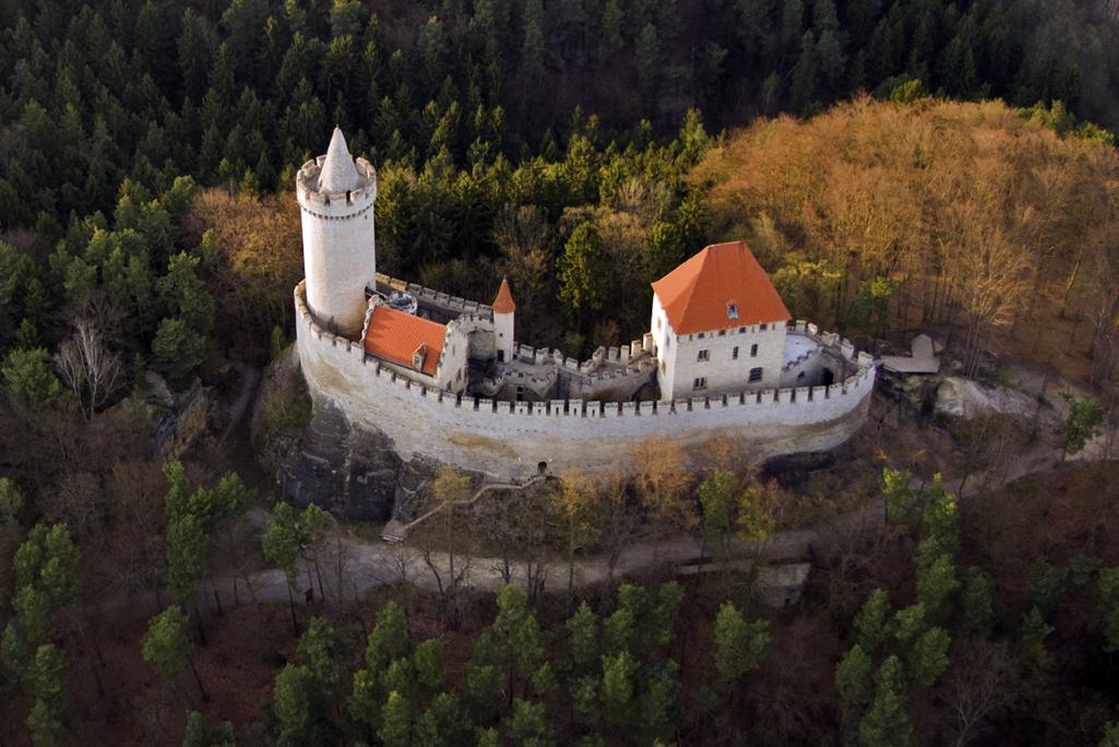 CHKO Pálava, Kokořínsko, Lužické hory, České středohoří