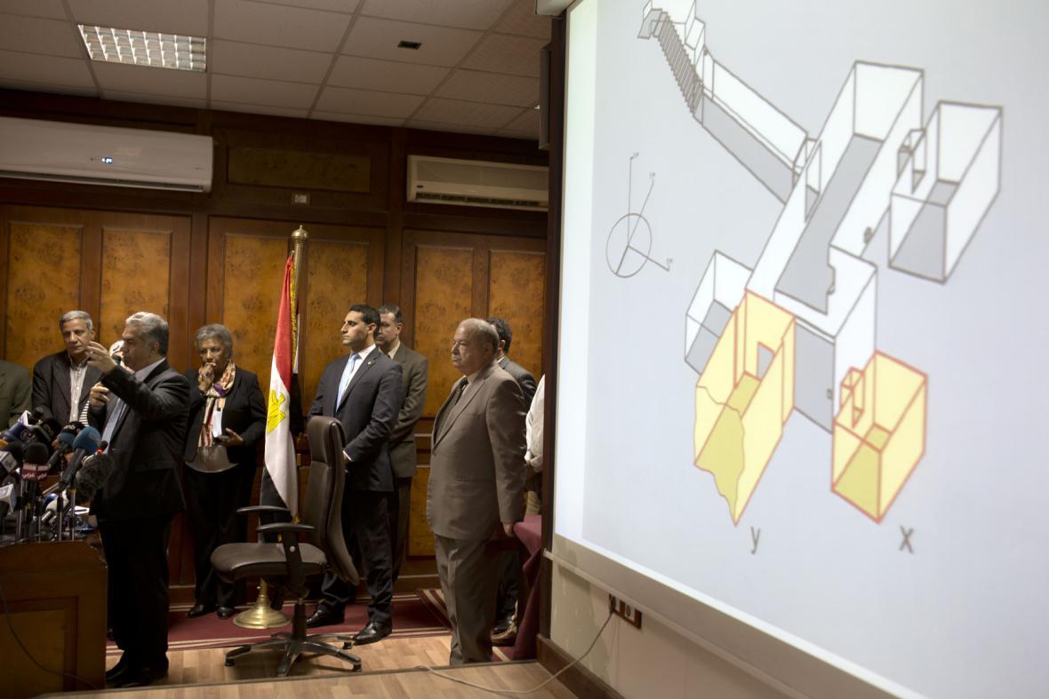 Prezentace ministerstva památek