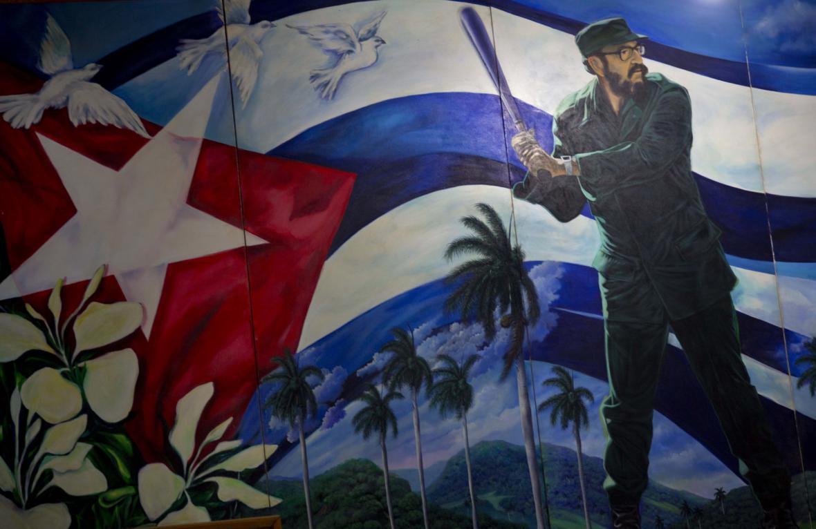 Fidelova sportovní vášeň se promítla i do diplomacie