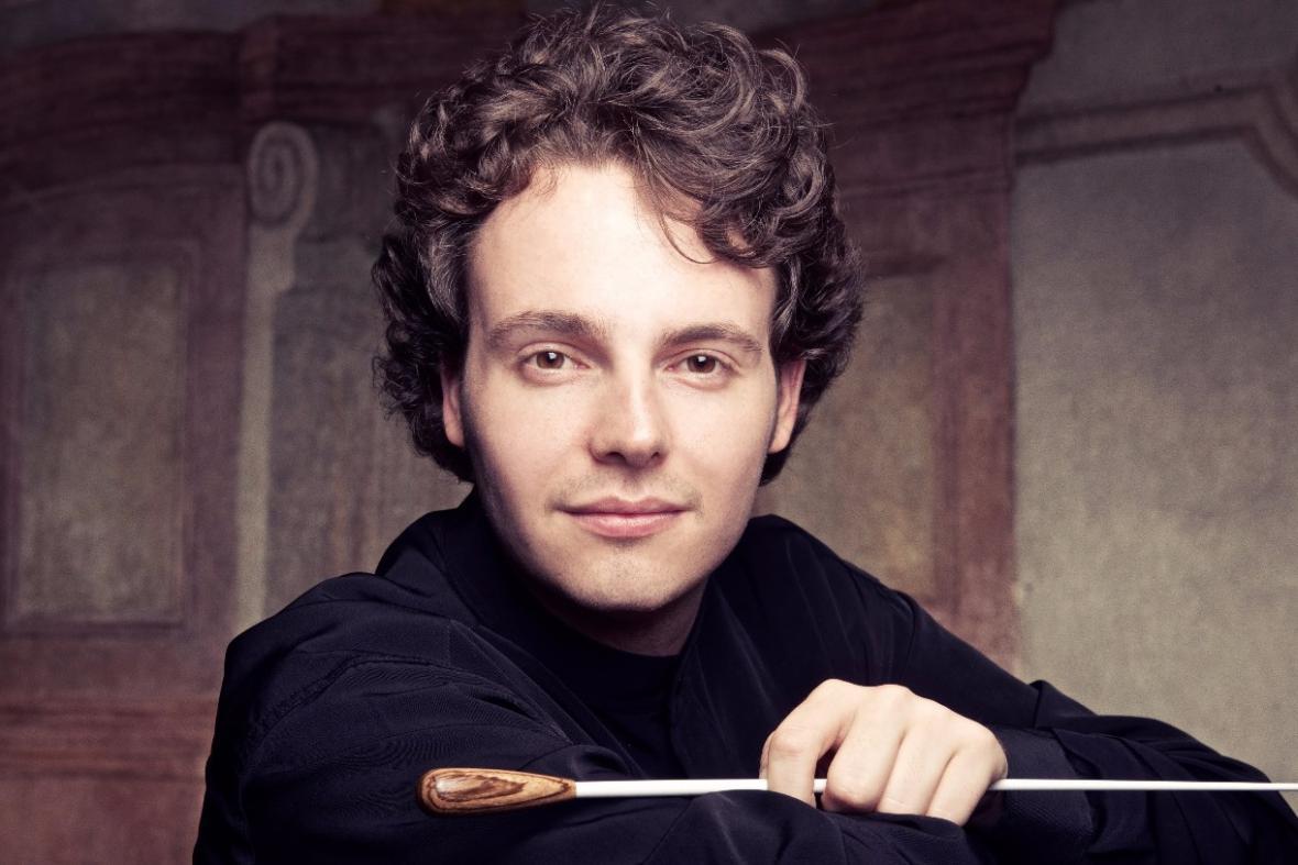 Dirigent Jiří Rožeň