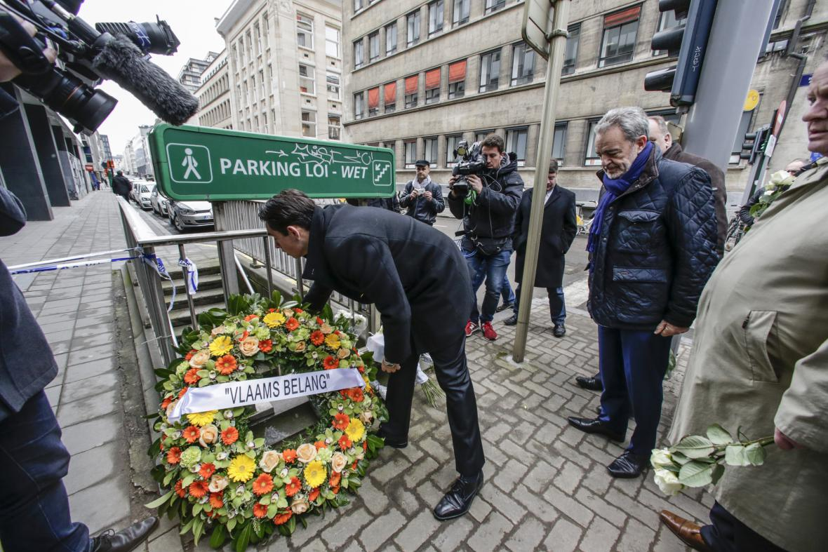 Pieta v Bruselu