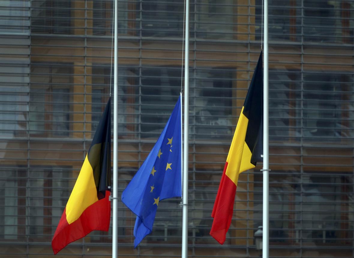 V Belgii platí třídenní státní smutek