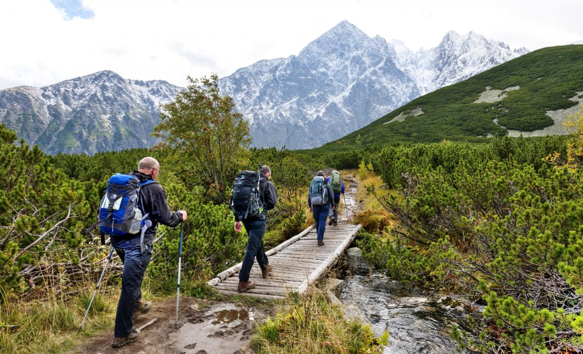 Vysoké Tatry lákají turisty