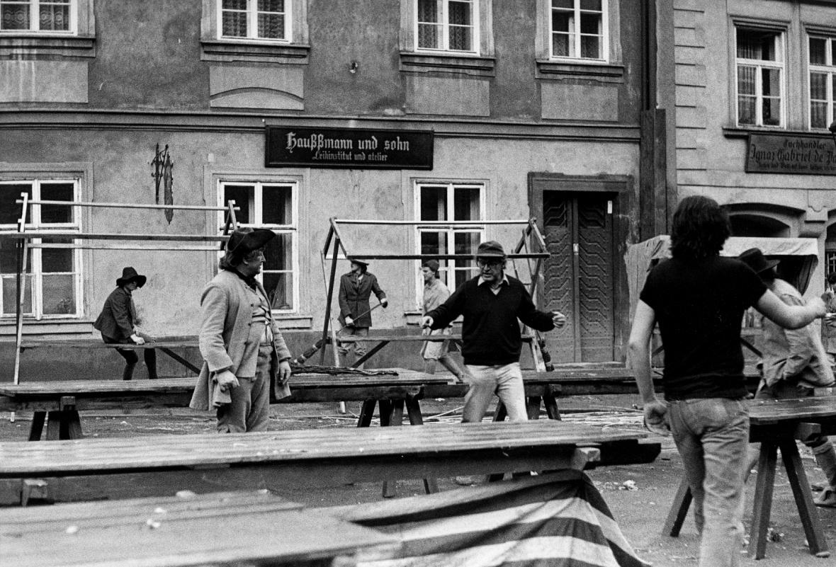 Nejúspěšnější filmy točené v Česku