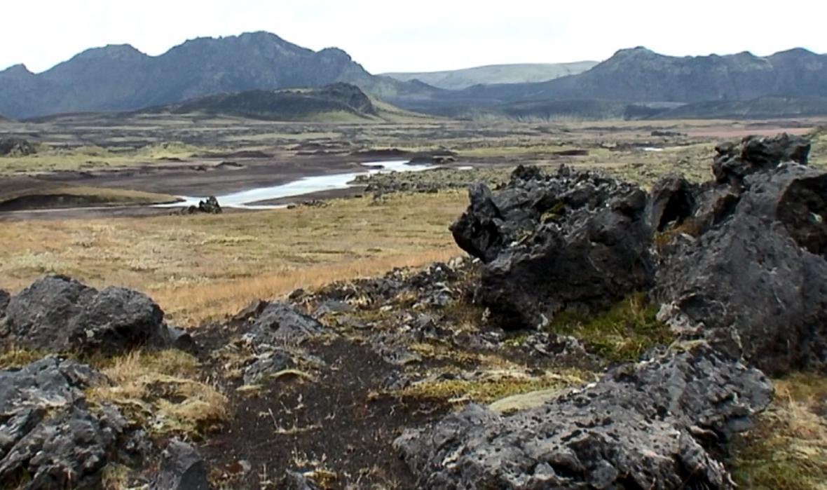 Krásy Islandu