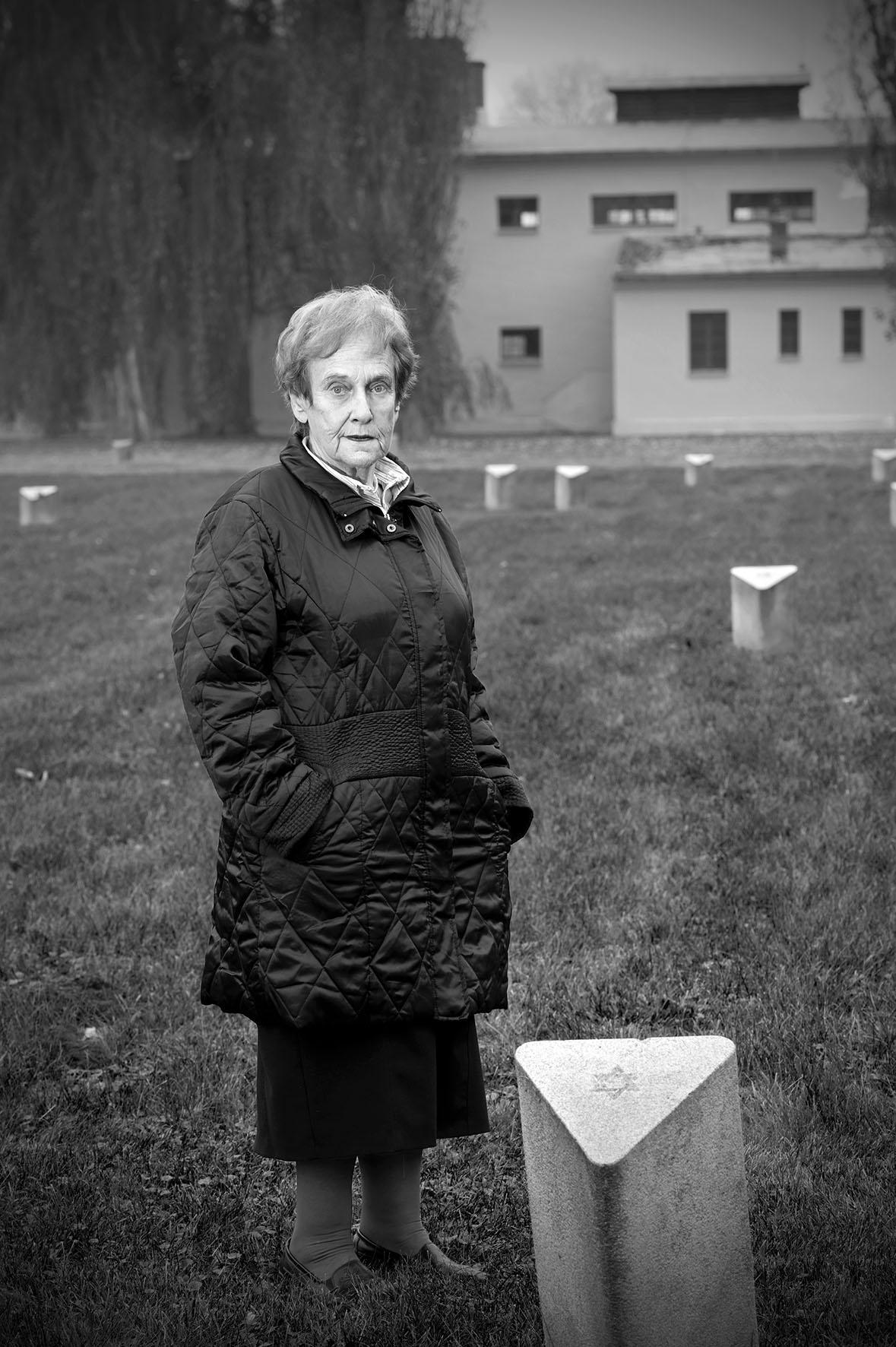 Výstava v památníku Terezín: Přežili koncentrační tábory