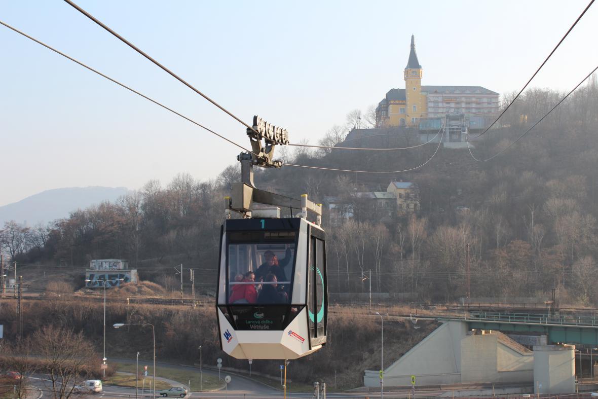 Lanovky v českých městech