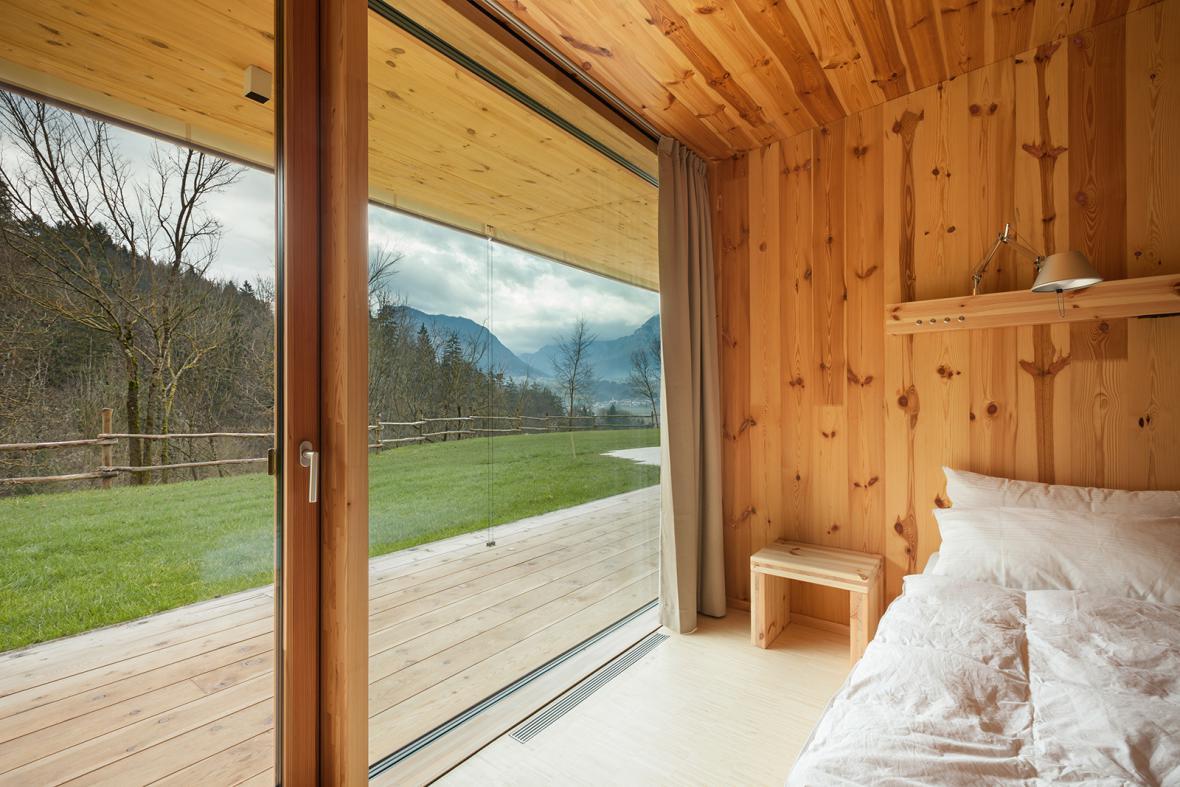 Alpská architektura
