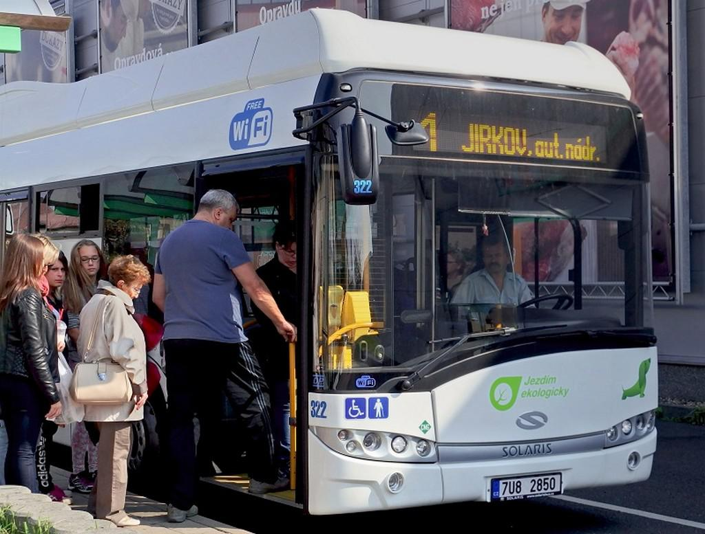 Chomutovský trolejbus