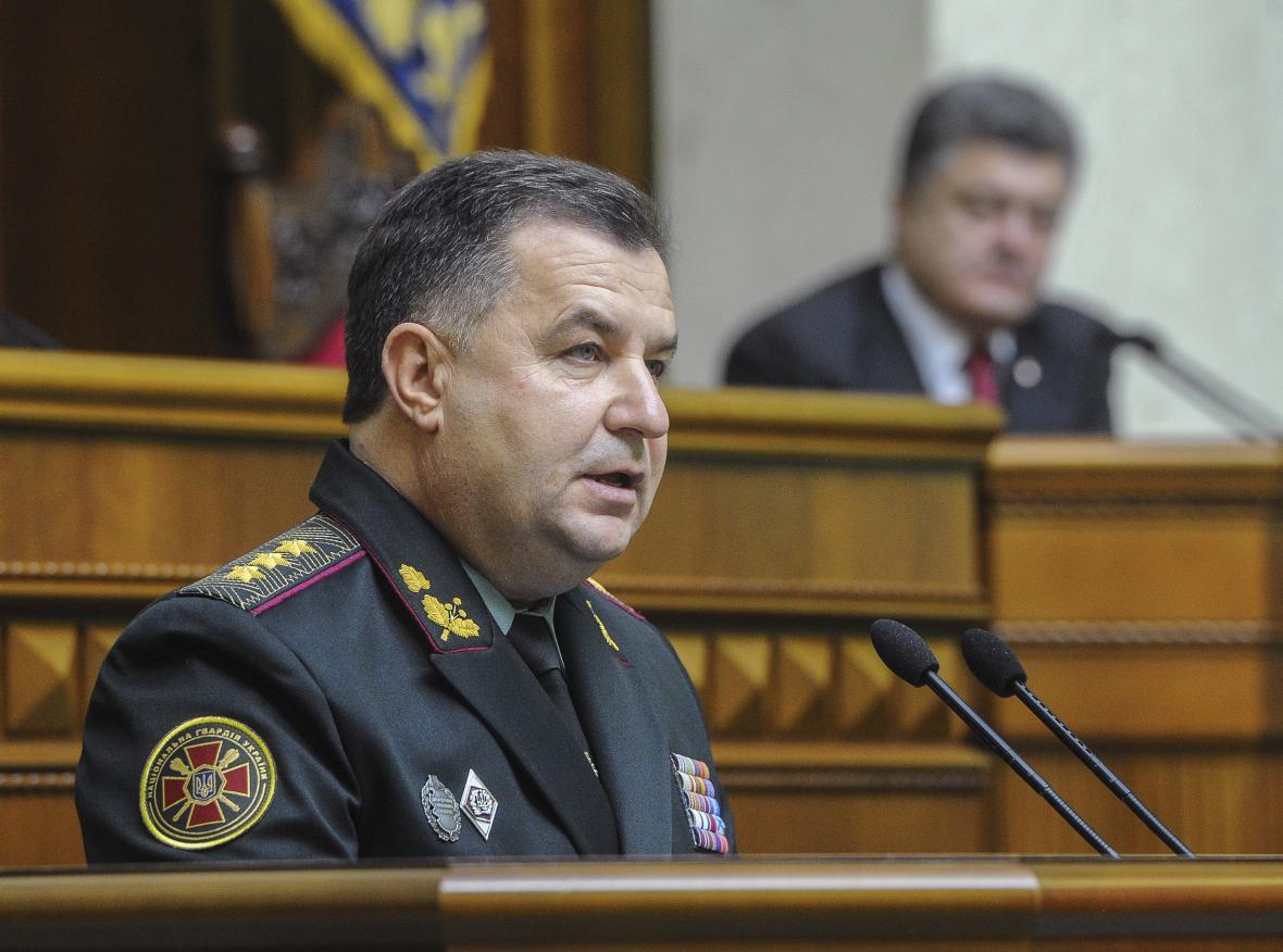 Tváře ukrajinské vlády