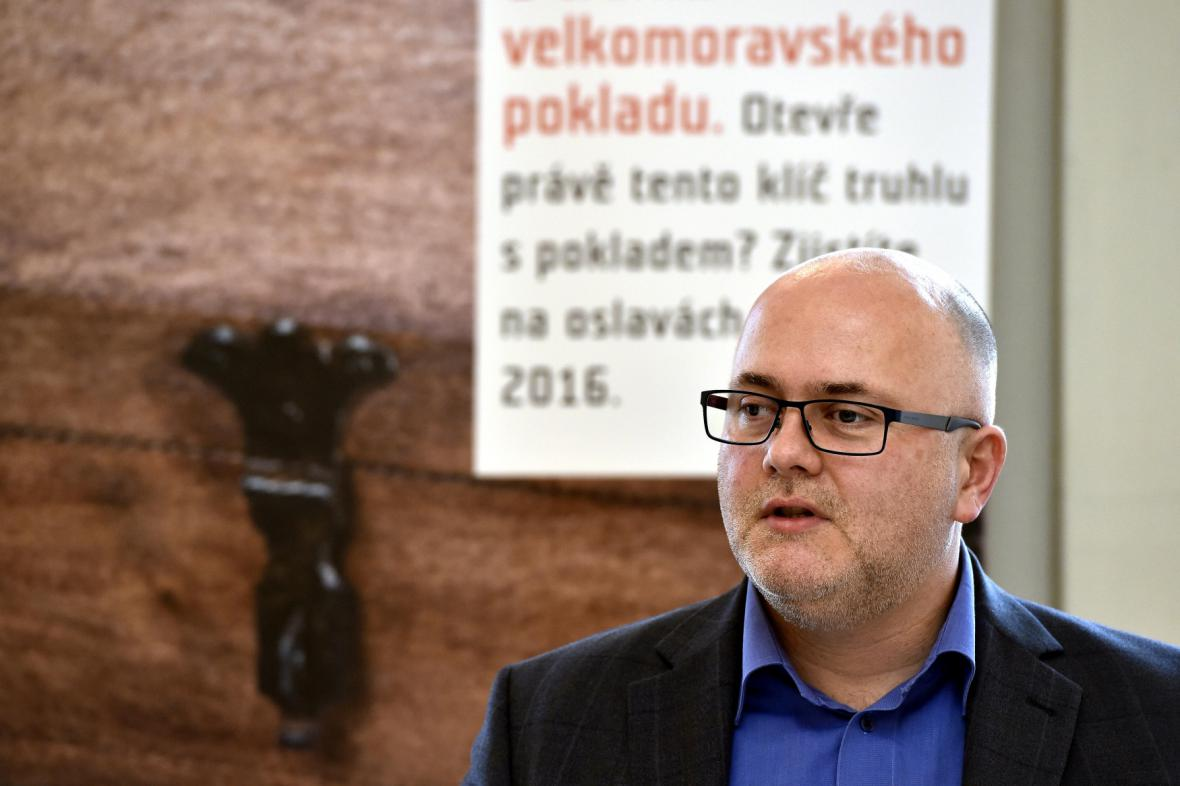 Martin Reissner končí ve funkci ředitele Moravského zemského muzea