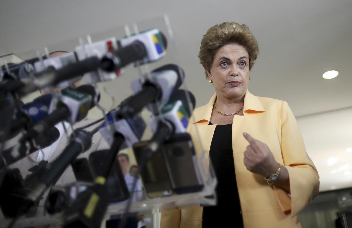 Dilma Rousseffová