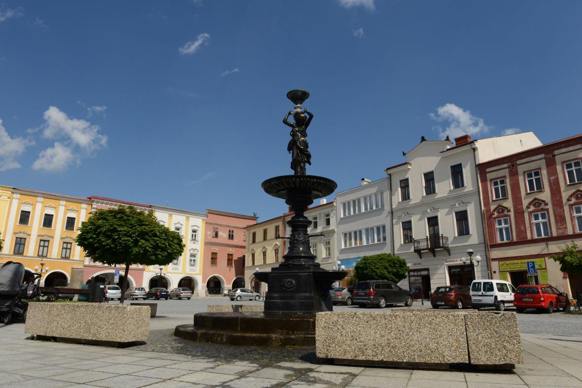 Příbor - historické město roku 2015
