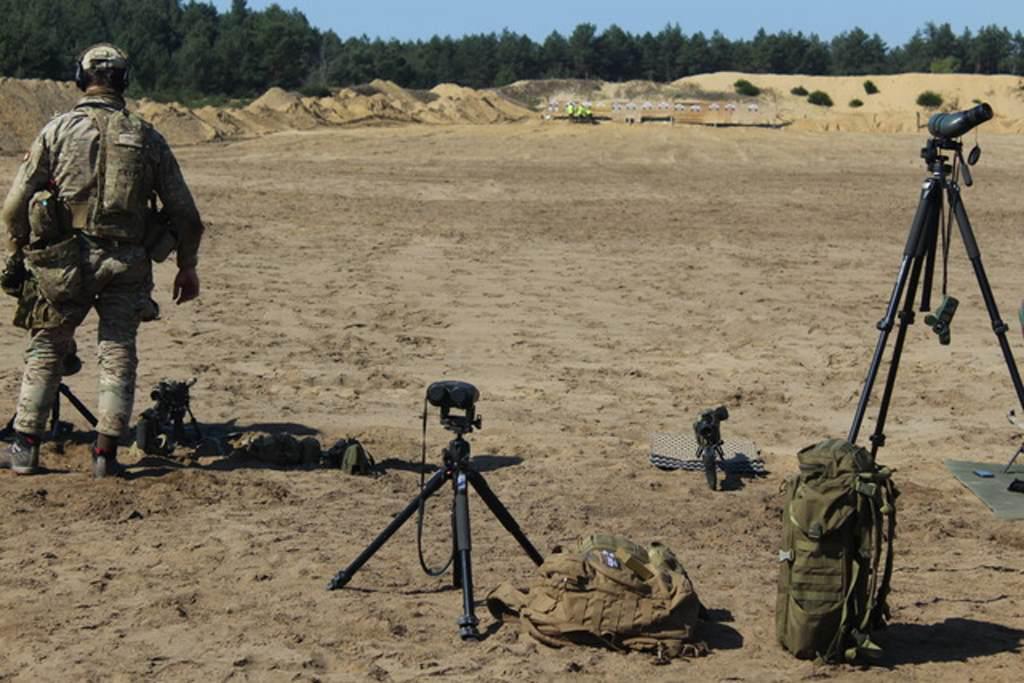 V Česku proběhl 8. ročník světového šampionátu odstřelovačů