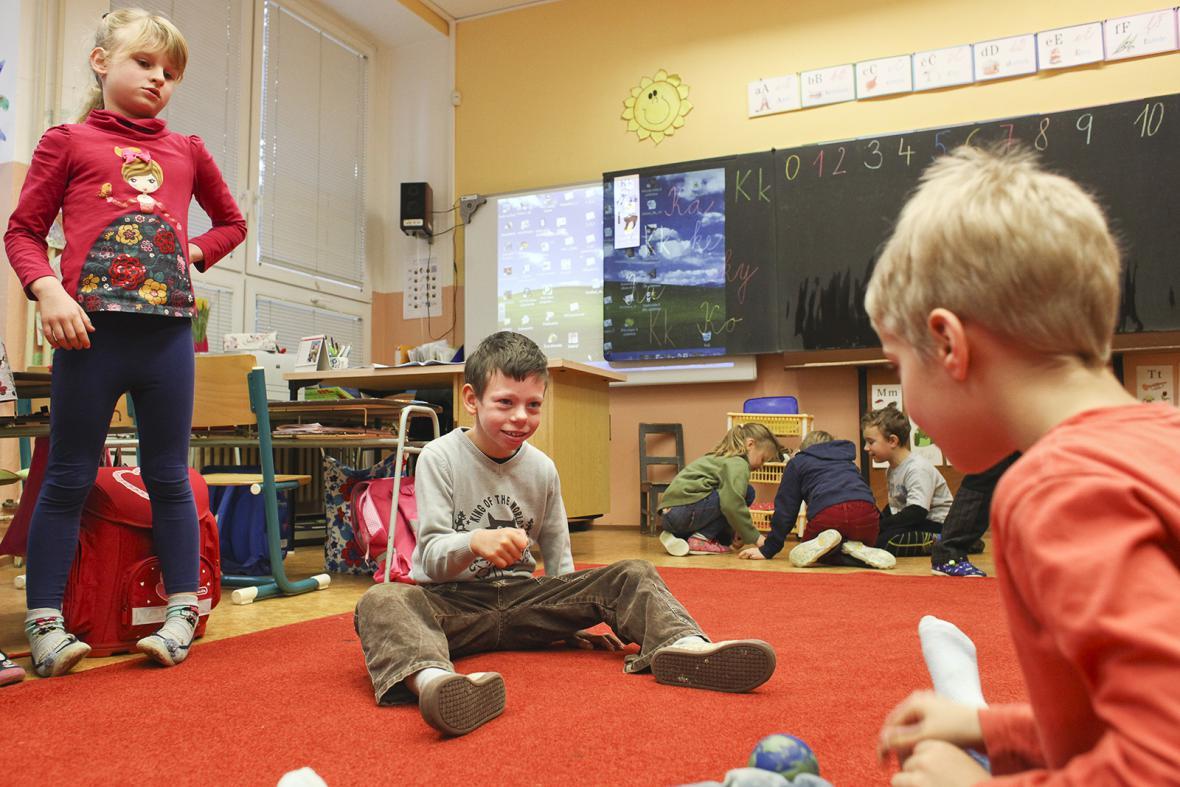 Inkluzivní vzdělávání