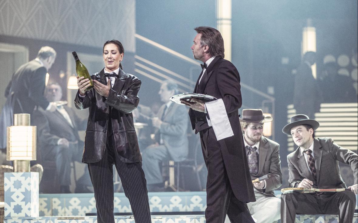 Romeo a Julie Charlese Gounoda ve Státní opeře