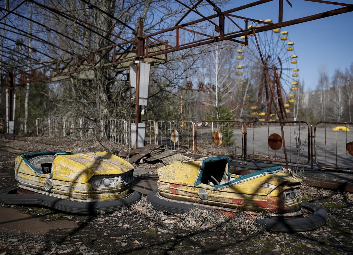 Černobylská zóna