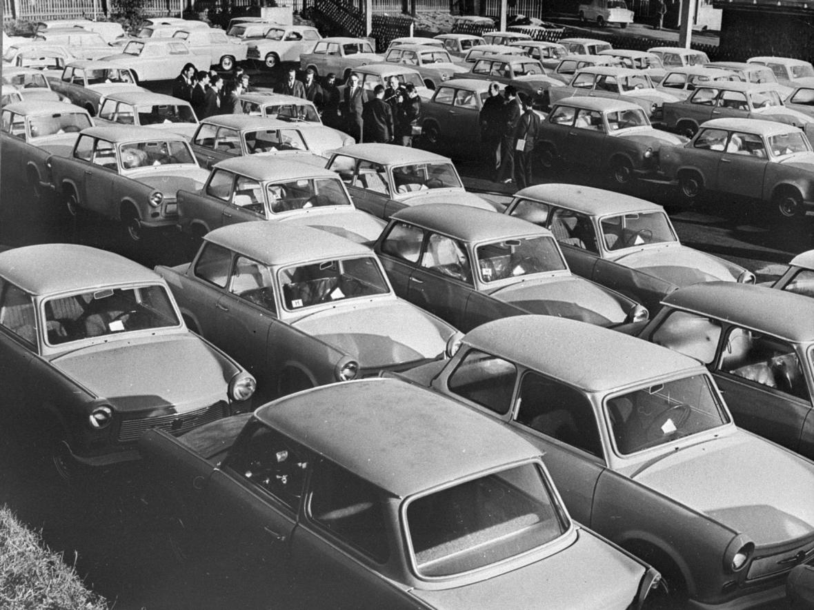 Trabant - 25 let od ukončení výroby