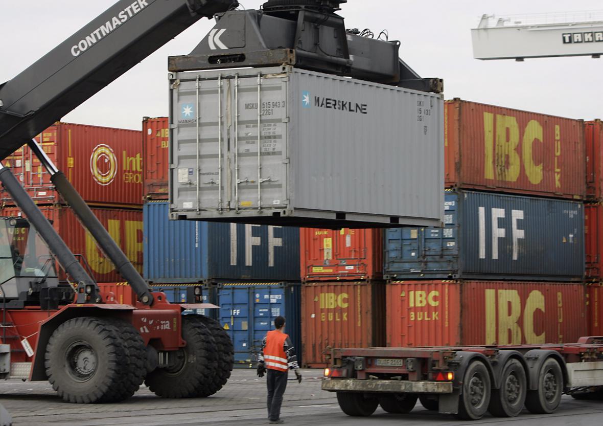 Překladiště kontejnerů by mělo vzniknout i v Hodoníně