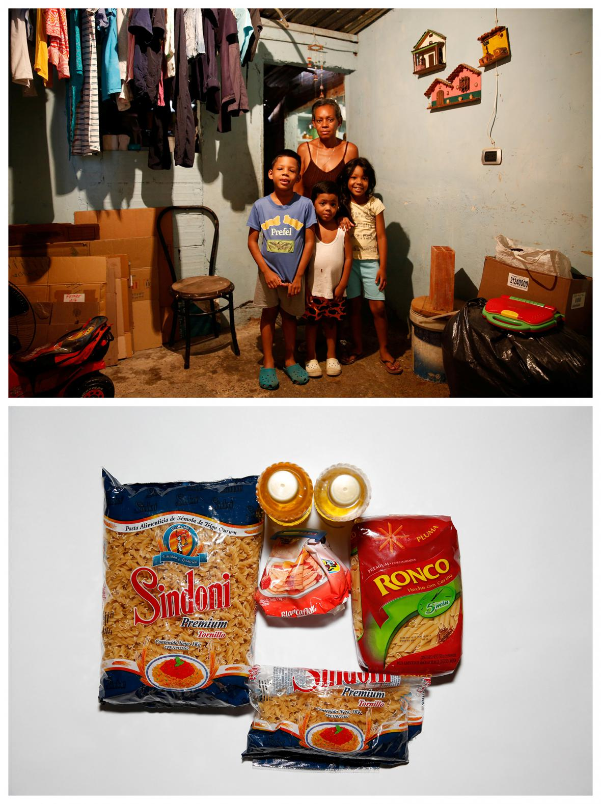 Venezuelská krize: 87% občanů má problém naplnit ledničku