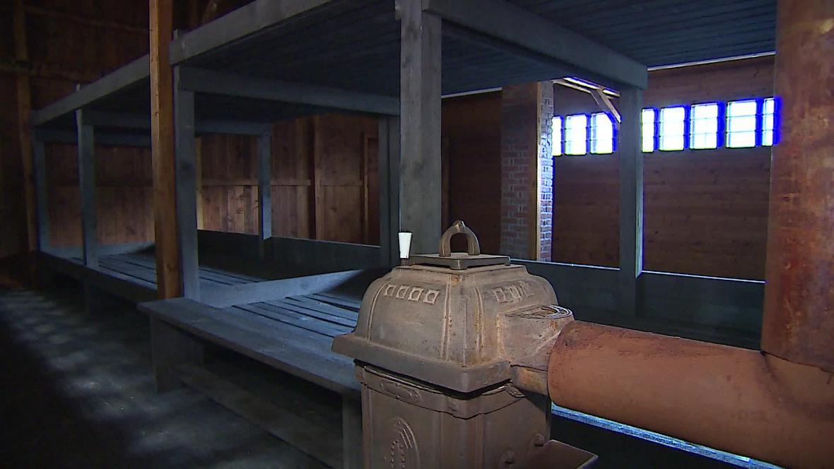 Památník se otevře návštěvníkům příští rok