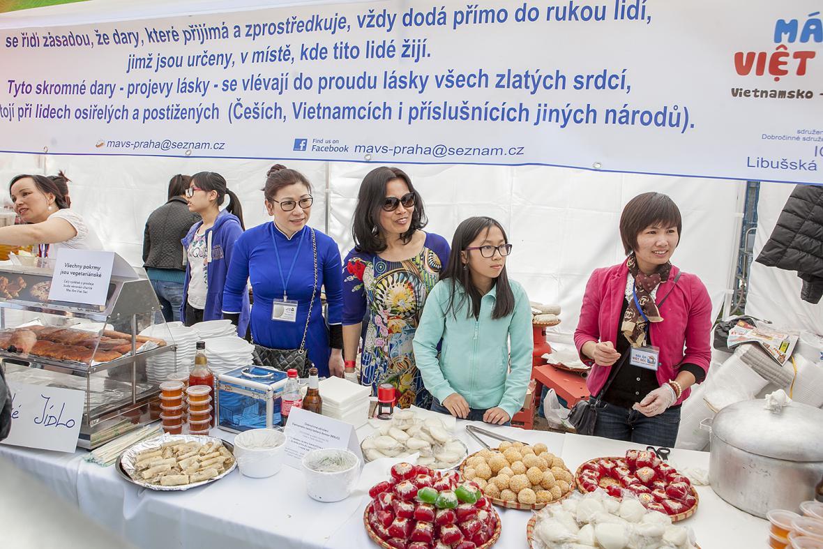 Festival asijské gastronomie