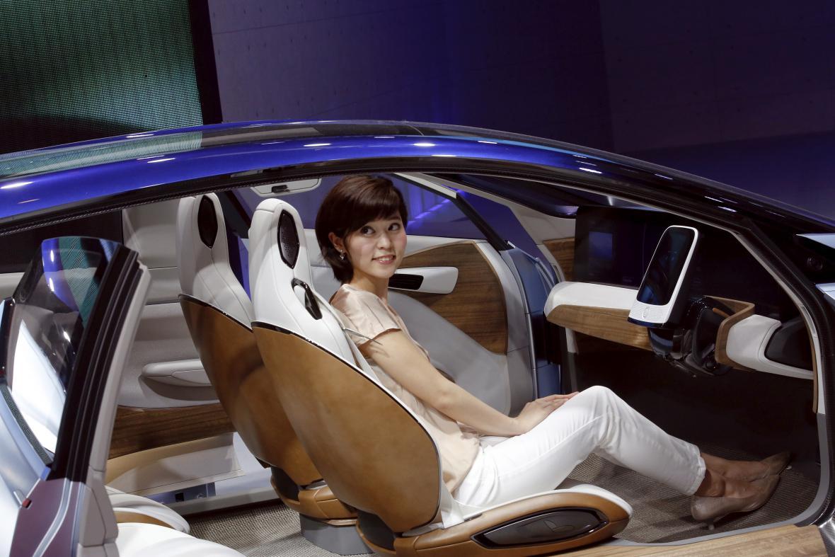 Pekingský autosalon