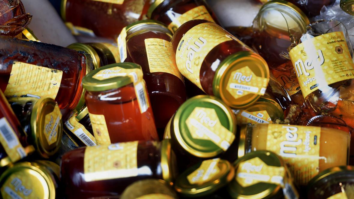 Likvidace medů Včelpo