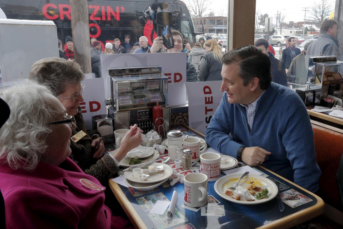 Kampaň Teda Cruze