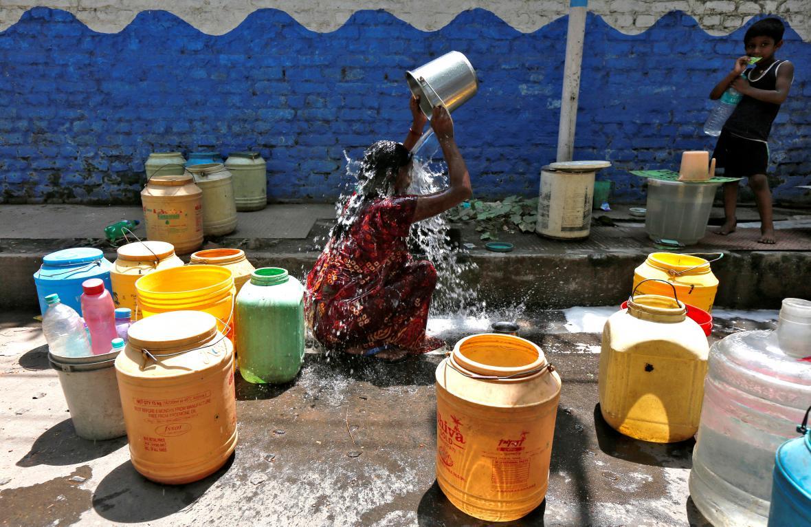 Indie čelí katastrofálnímu suchu