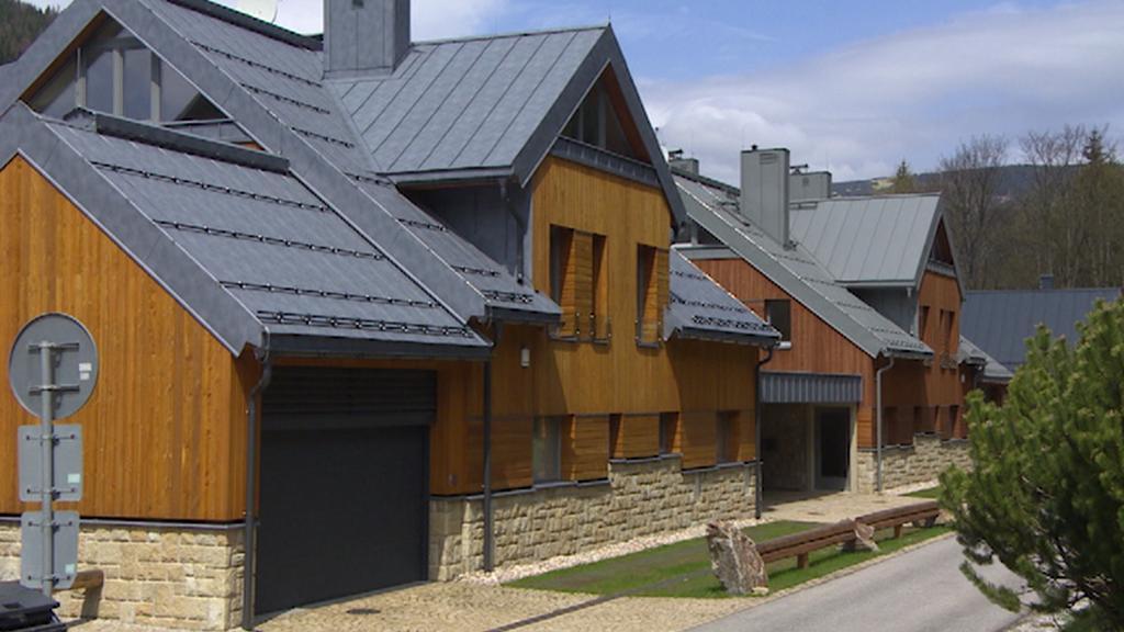 Apartmánový komplex ve Špindlerově Mlýně