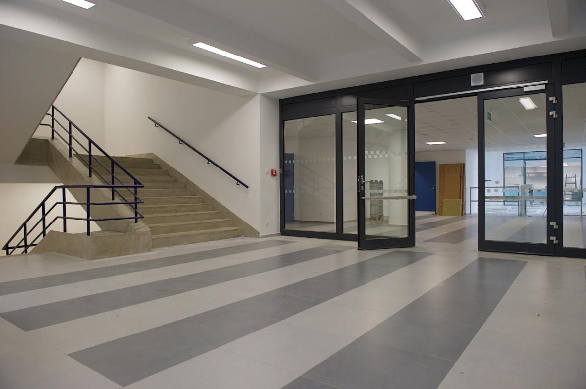 Nová budova ČT v Líšni je zkolaudovaná