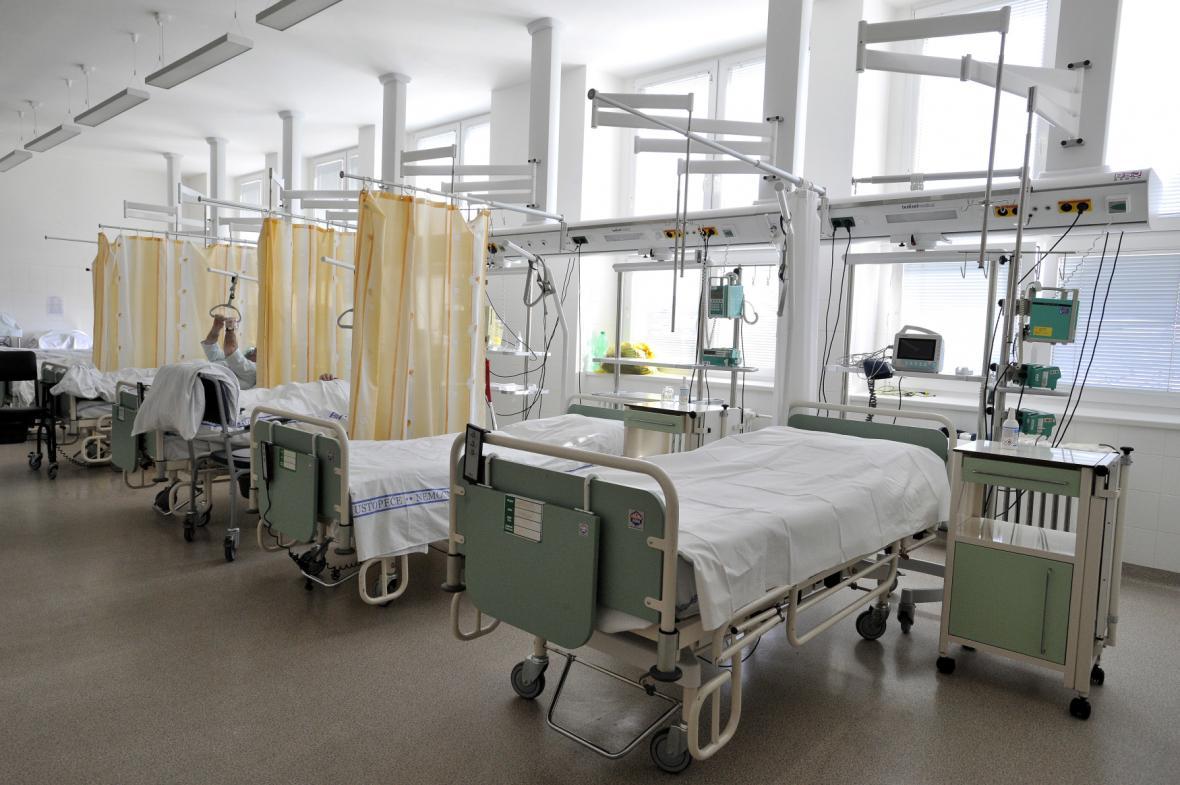 Některá lůžka v jihomoravských nemocnicích jsou stará přes 40 let