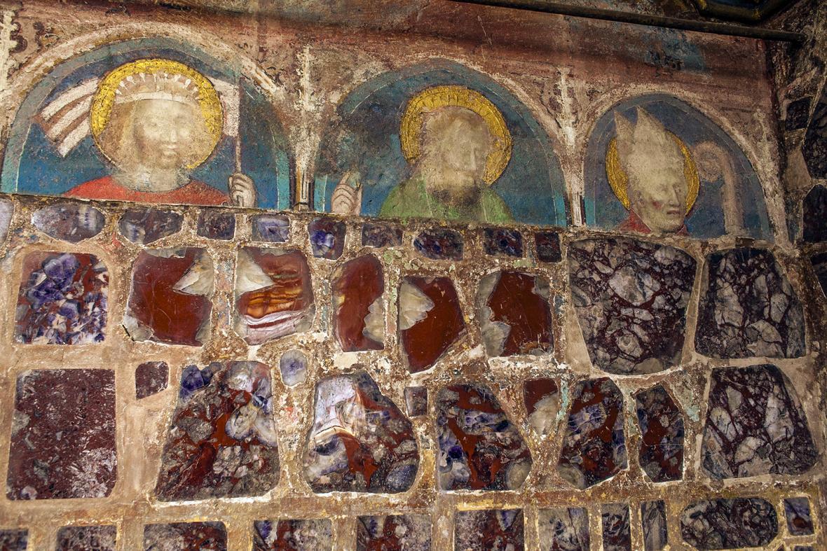 Karlštejnské kaple