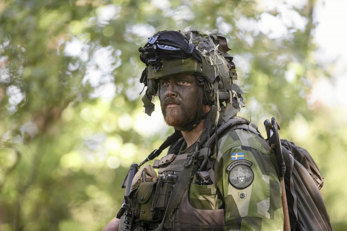 Cvičení jednotek NATO v Polsku