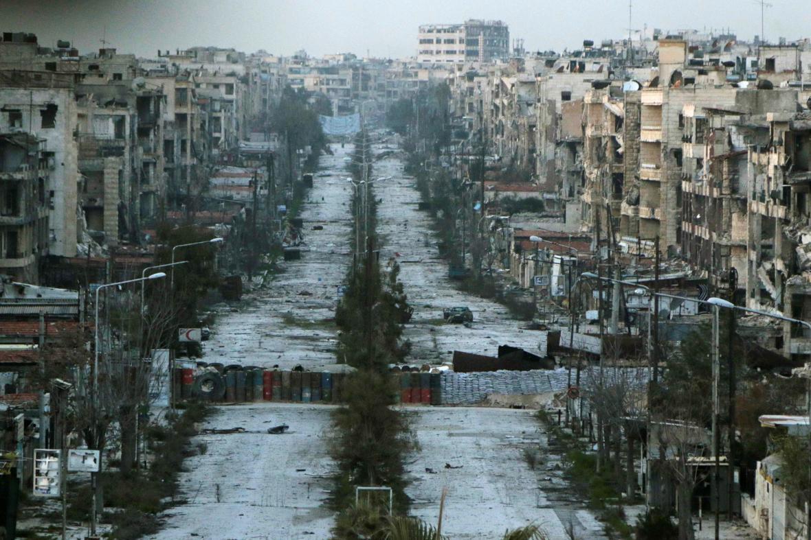 Třecí plochy syrského konfliktu