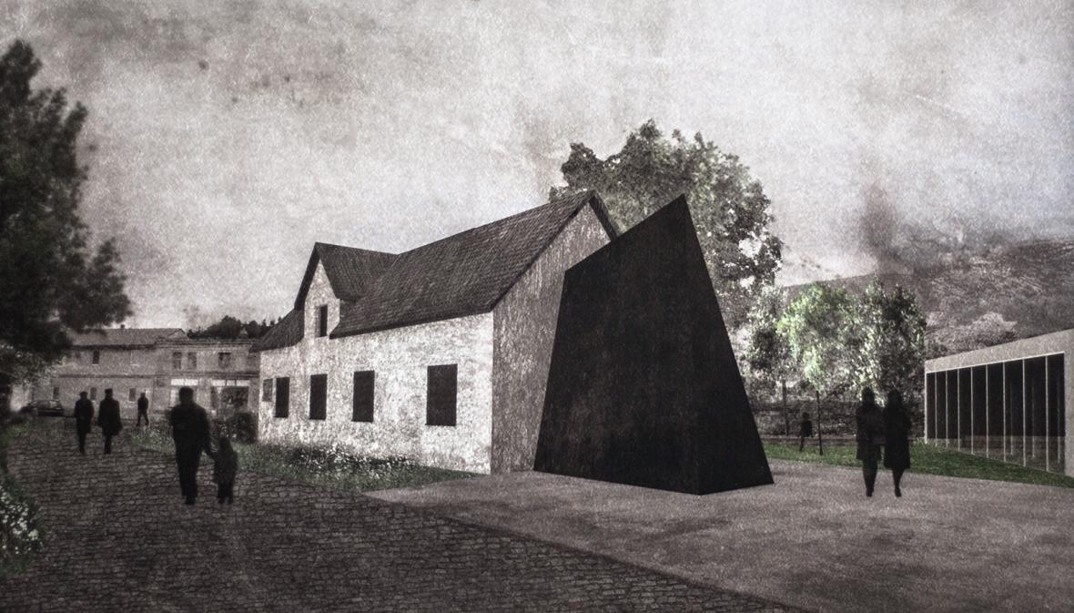 Návrhy Památníku Jana Palacha