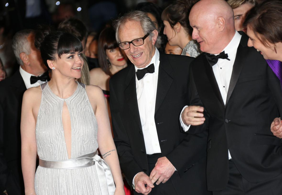 Ken Loach v Cannes