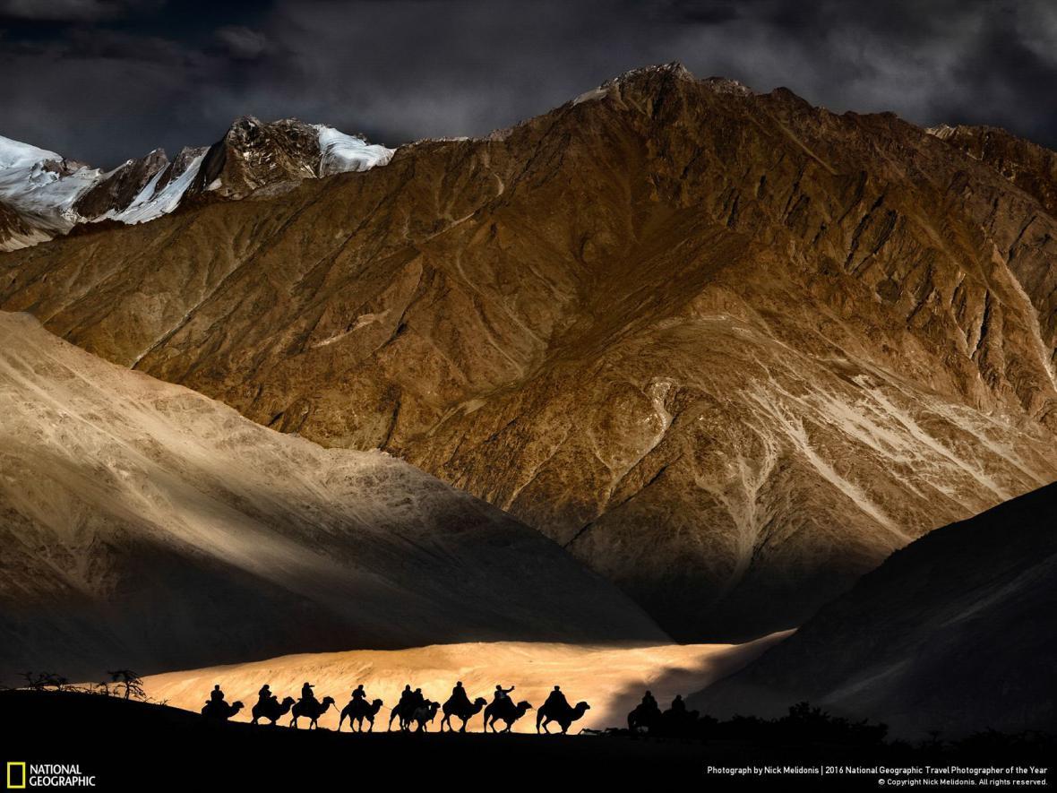 Fotosoutěž National Geographic o nejlepší cestovatelské snímky roku 2016