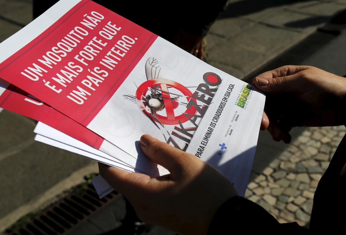 Preventivní kampaň proti viru zika