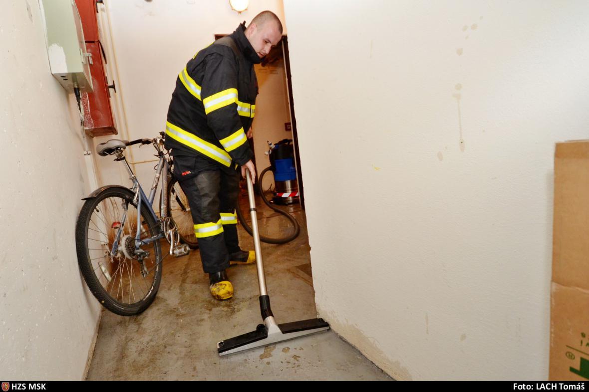 Kopřivničí hasiči zasahovali